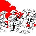 red smoke 001