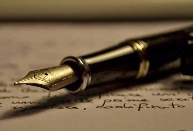 Jay said write . . .