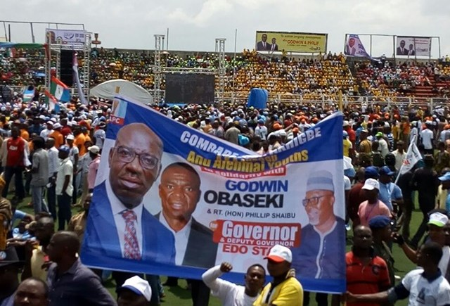 The Idiosyncrasies of Nigerian Political Campaigns