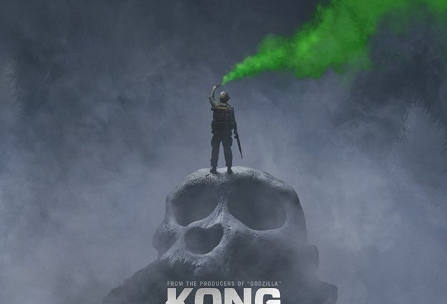 Movie Review: Kong - Skull Island