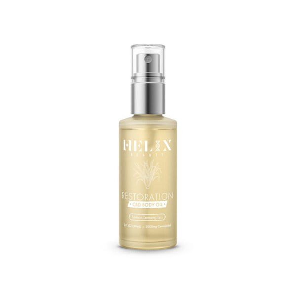 Green Helix Restoration Body Oil