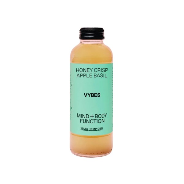 Vybes Honey Apple Basil