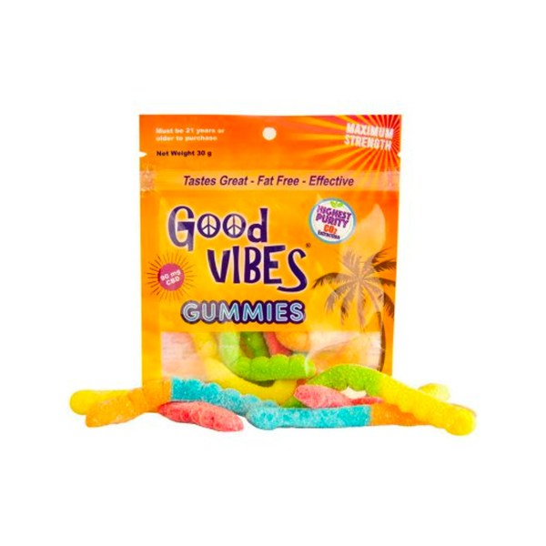 Pure Science Gummy Worms
