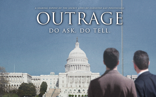 <i>Outrage: Do Ask. Do Tell</i>