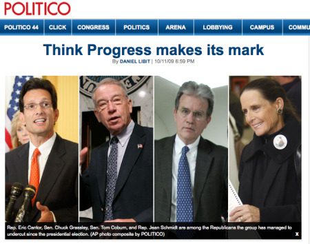 thinkprogressmakesitmark