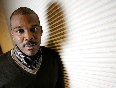 Writer, producer, and film director Tyler Perry (AP Photo/Shiho Fukada)