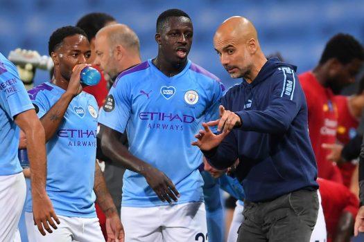 Manchester City Predicted 4-3-3 Lineup Vs Southampton ...