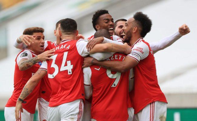 Arsenal Player Ratings Vs Wolverhampton Wanderers The