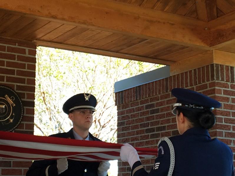 Funeral honors
