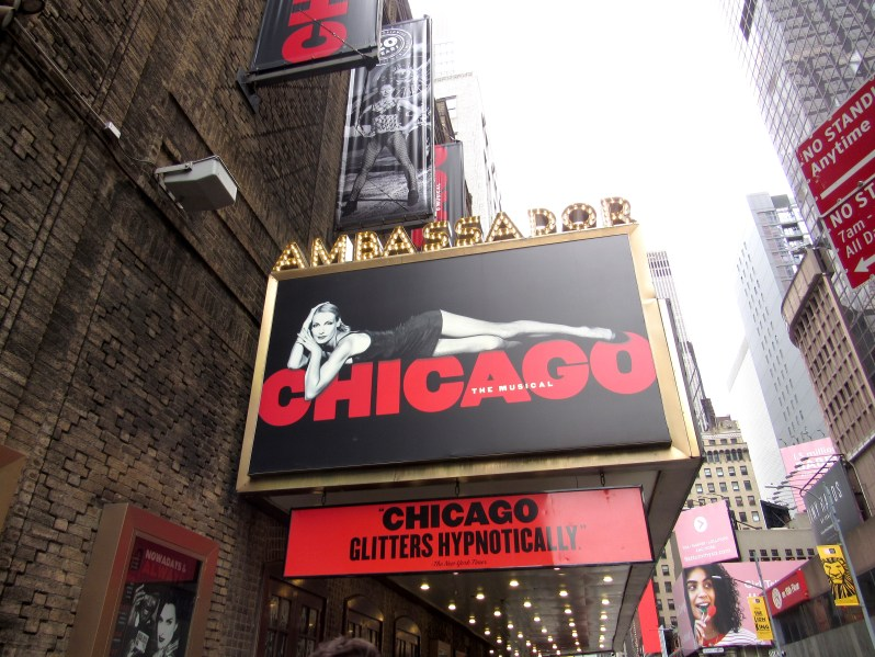 Chicago on Broadway