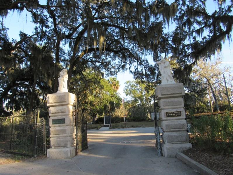 Bonaventure gate