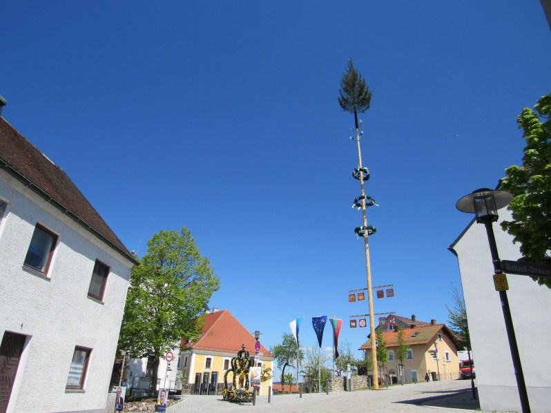 Parkstein Germany Mapypole