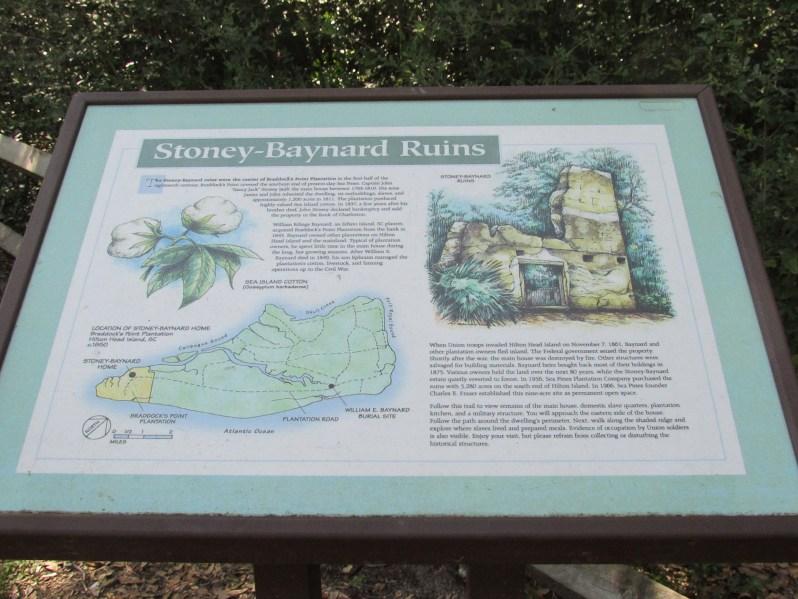 Hilton Head Island Ruins