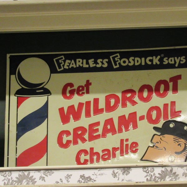 Wildroot Cream
