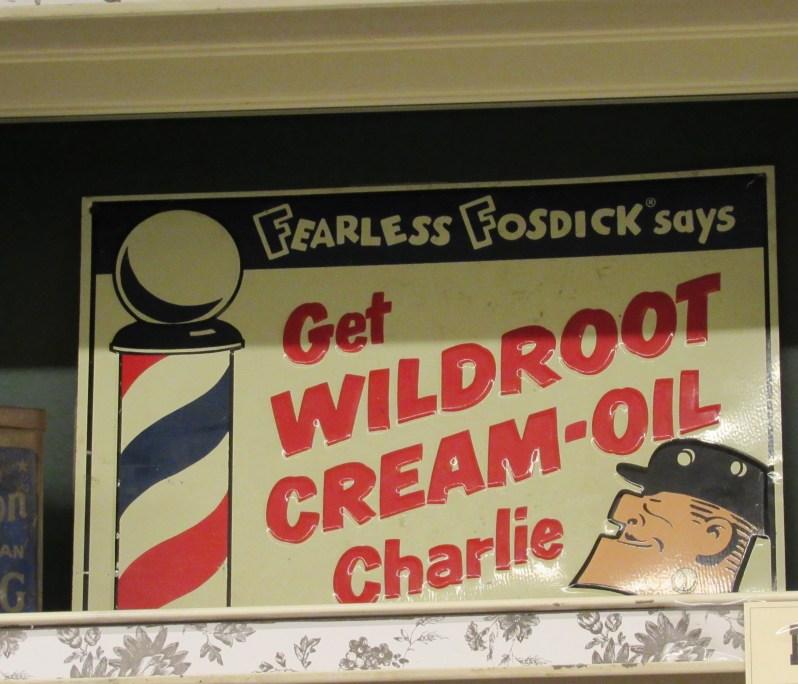 Wildroot Cream