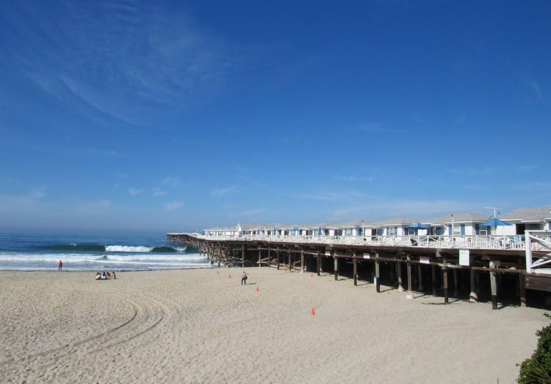 Pacific Beach=Crystal Pier