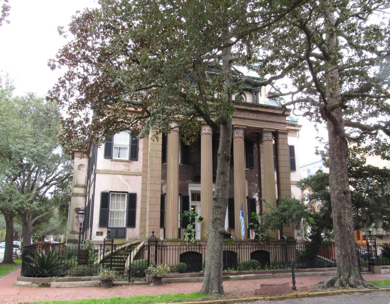 Historic Savannah Home