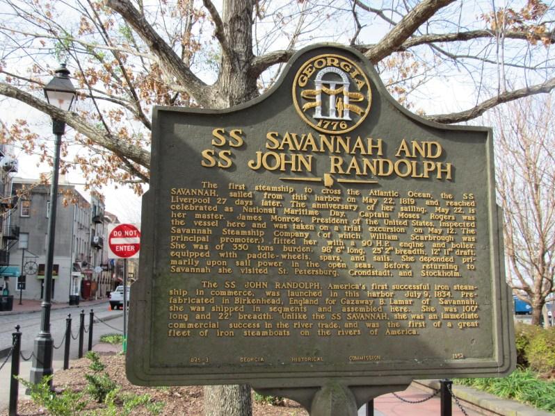 SS Savannah
