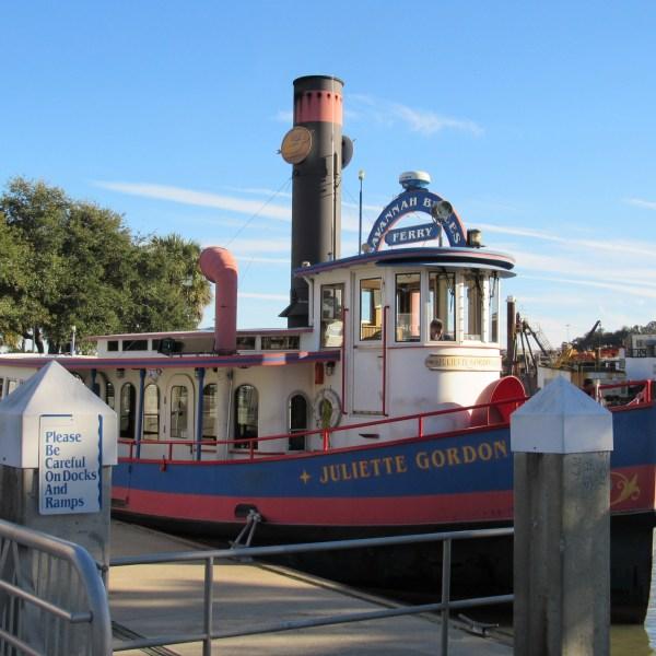 Savannah Belles Ferry