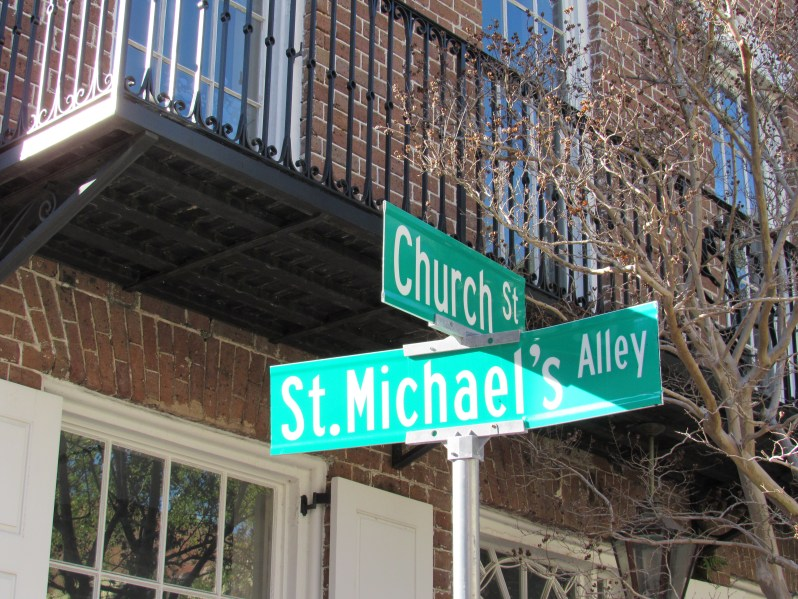 St Michael's alley