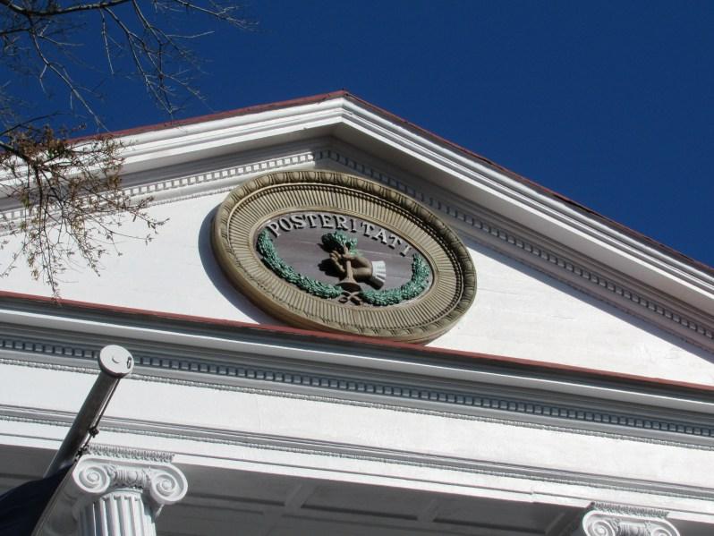 Historical building Charleston