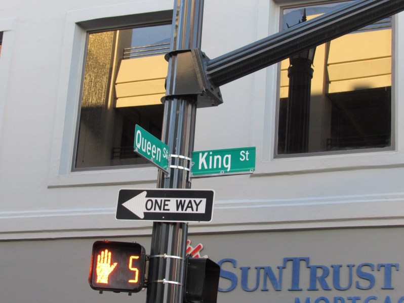 King and Queen Streets
