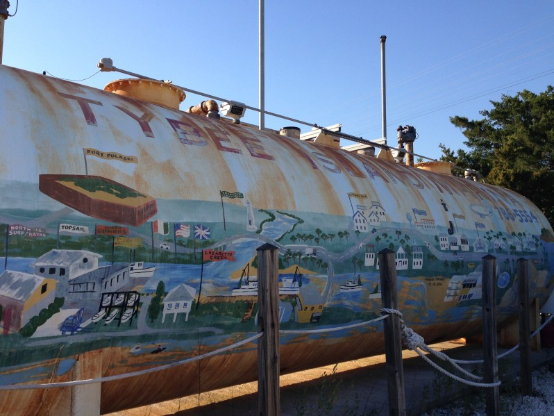Tybee Island Mural