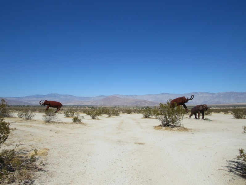 Borrego Springs Desert Sculptures