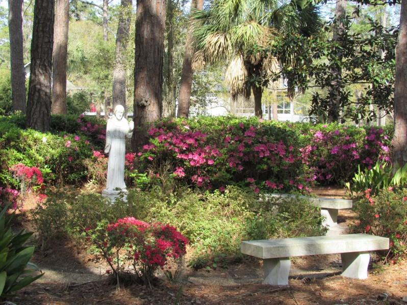 Garden of St Francis