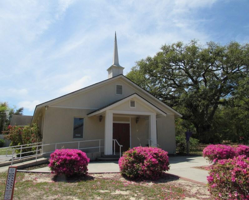 St James Baptist Church