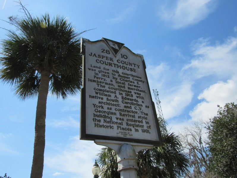 South Carolina historical marker