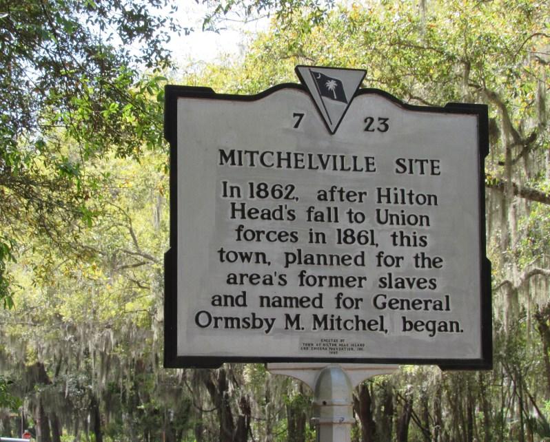 Mitchelville SitMarker