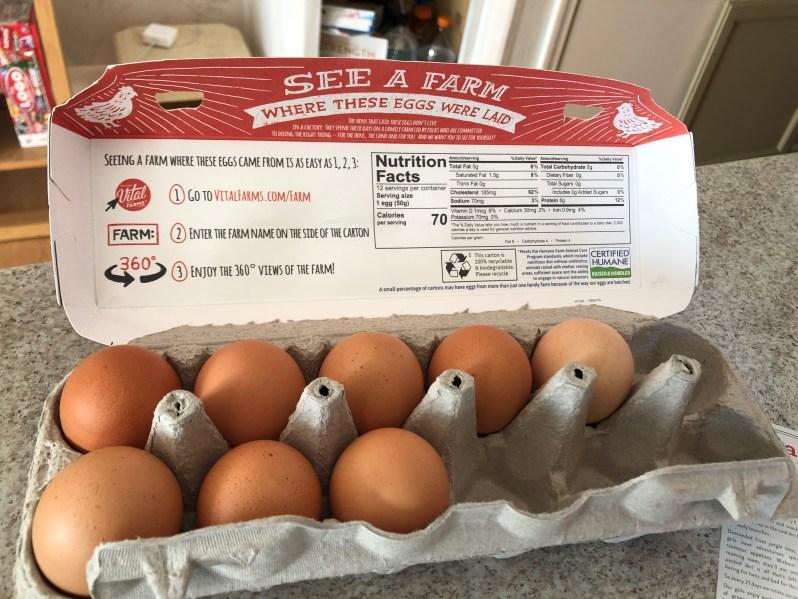 Vital Farms Eggs