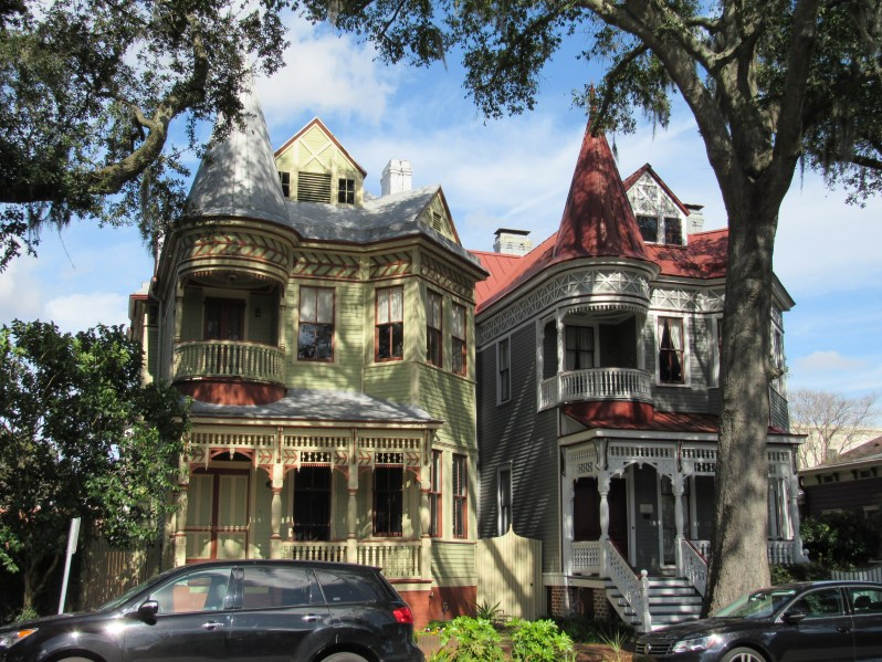 Savannah Victorian District