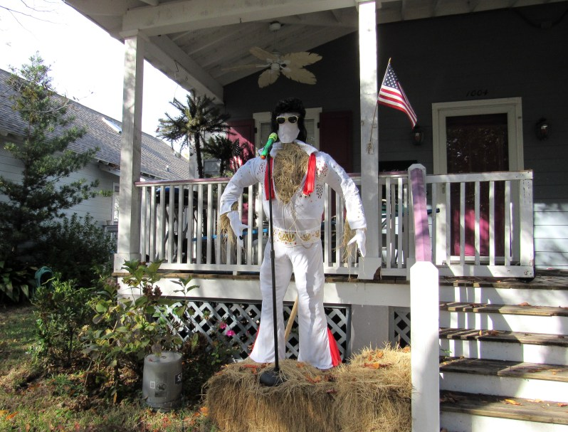 Elvis Lawn Decor