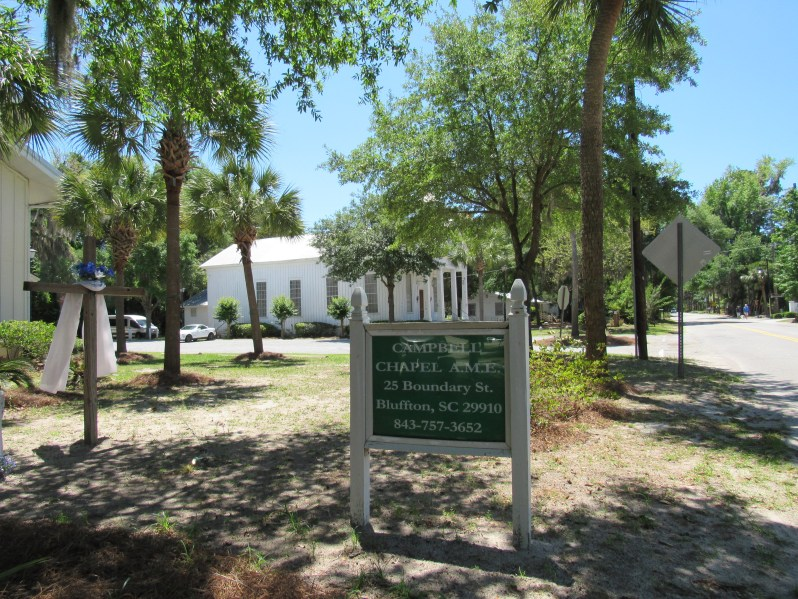 Chapel in South Carolina
