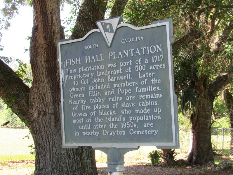 Fish Hall Plantation