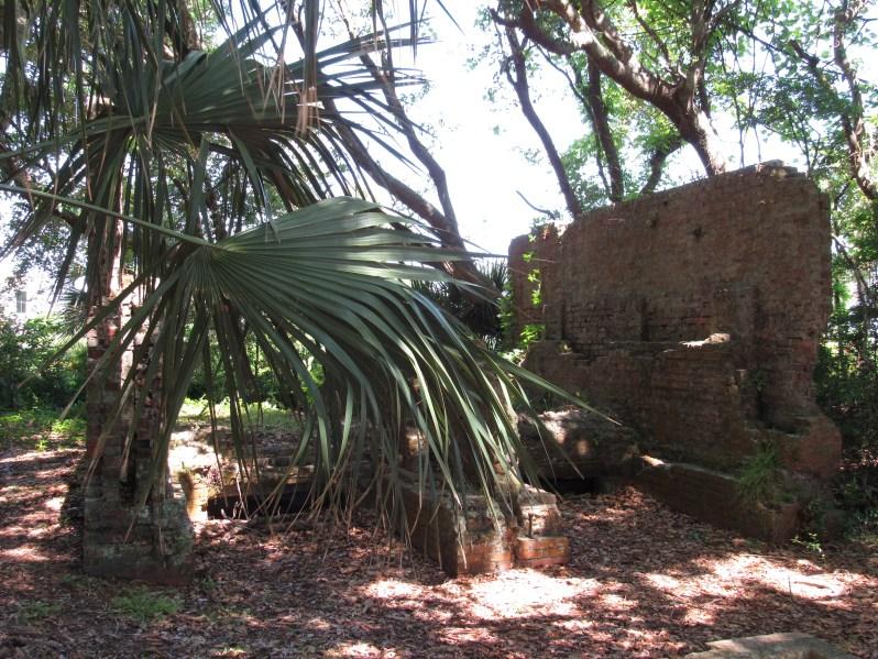 Bunker ruins