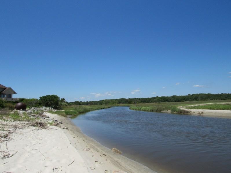 Fish haul creek