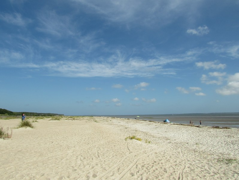 Fish Haul Beach