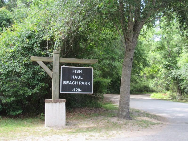 Fish Haul Beach Park