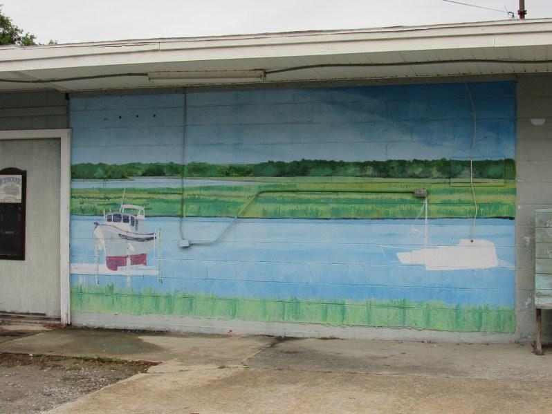 Sea Island Mural