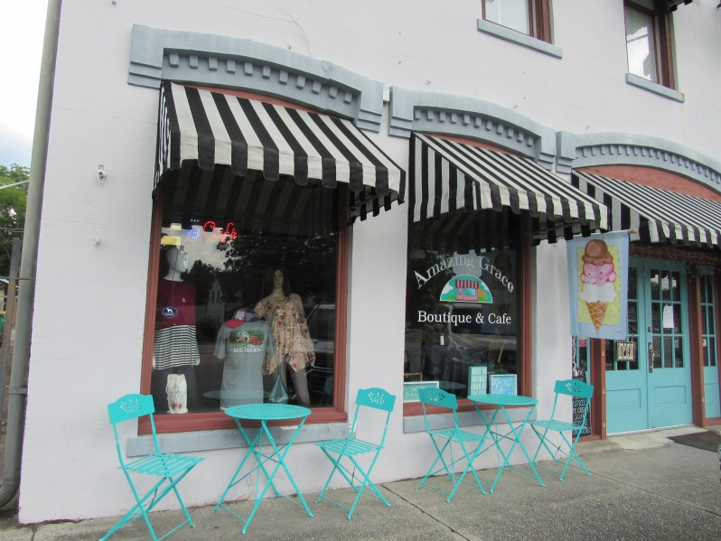 Amazing Grace Boutique and Cafe