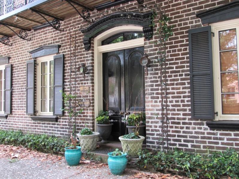 Savannah historic homes