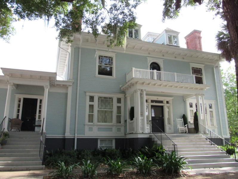 1896 Savannah Georgia home