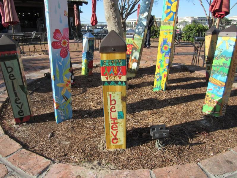Inspirational garden posts