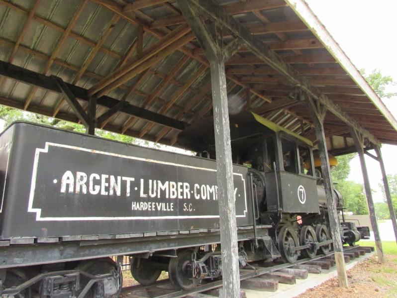 Argent lumber engine 7