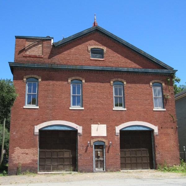 Old Savannah Fire Station