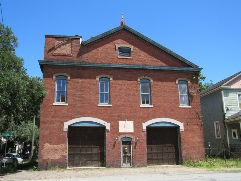 Old Savannah Fire Station