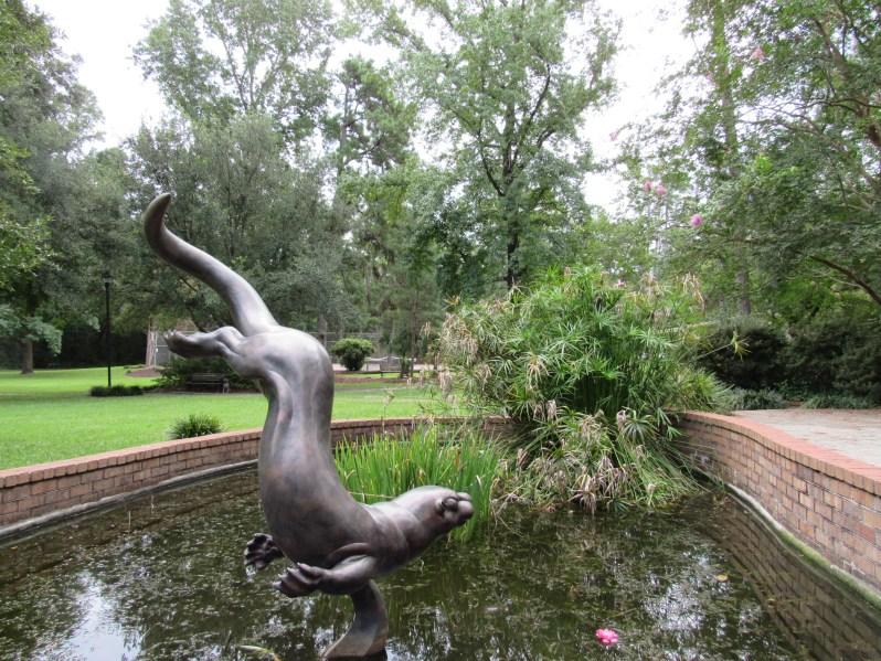 River Rapture Sculpture